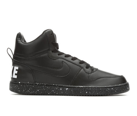 Men's Nike Court Borough Mid SE High Top Basketball Shoes