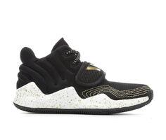 Boys' Adidas Little Kid Deep Threat Basketball Shoes
