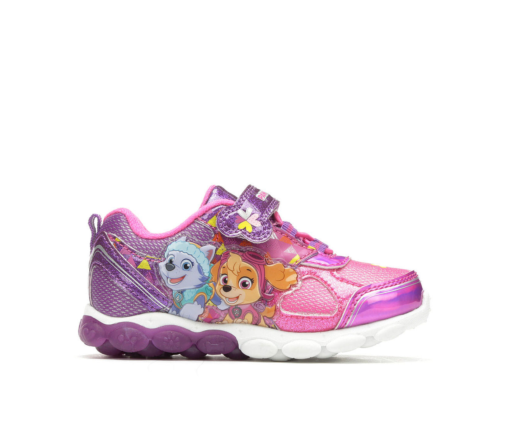 75193bd1a15d Girls  Nickelodeon Toddler   Little Kid Paw Patrol 3 Light-Up Sneakers