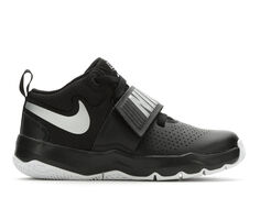 Boys' Nike Big Kid Team Hustle D8 High Top Basketball Shoes