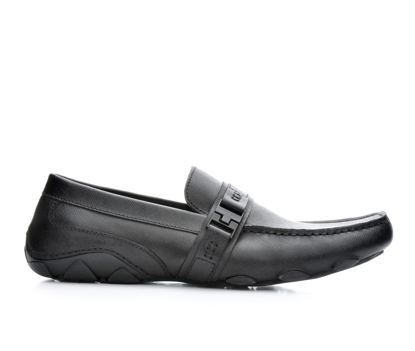 Men's Kenneth Cole Reaction Give A Toast Loafers Black