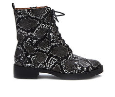Women's Coconuts Finch Combat Boots