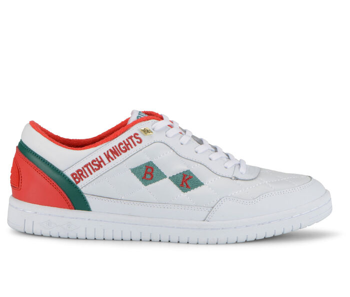 Men's British Knights Quilts Retro Sneakers