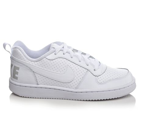 Boys' Nike Court Borough Low 3.5-7 Sneakers