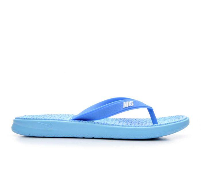 Women's Nike Solay Thong Print Sport Sandals