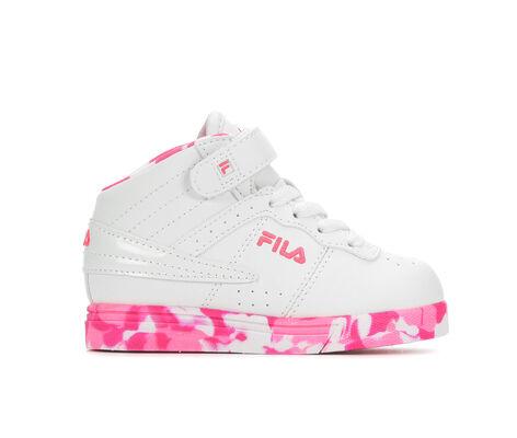 Girls' Fila Vulc13 Mid Plus Mashup Athletic Shoes