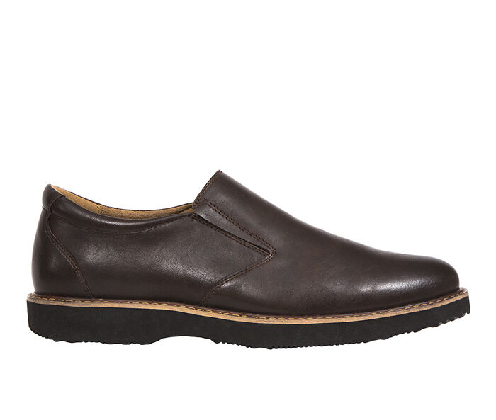 Men's Walkmaster by Deerstags Plain Toe Slip On Dress Shoes