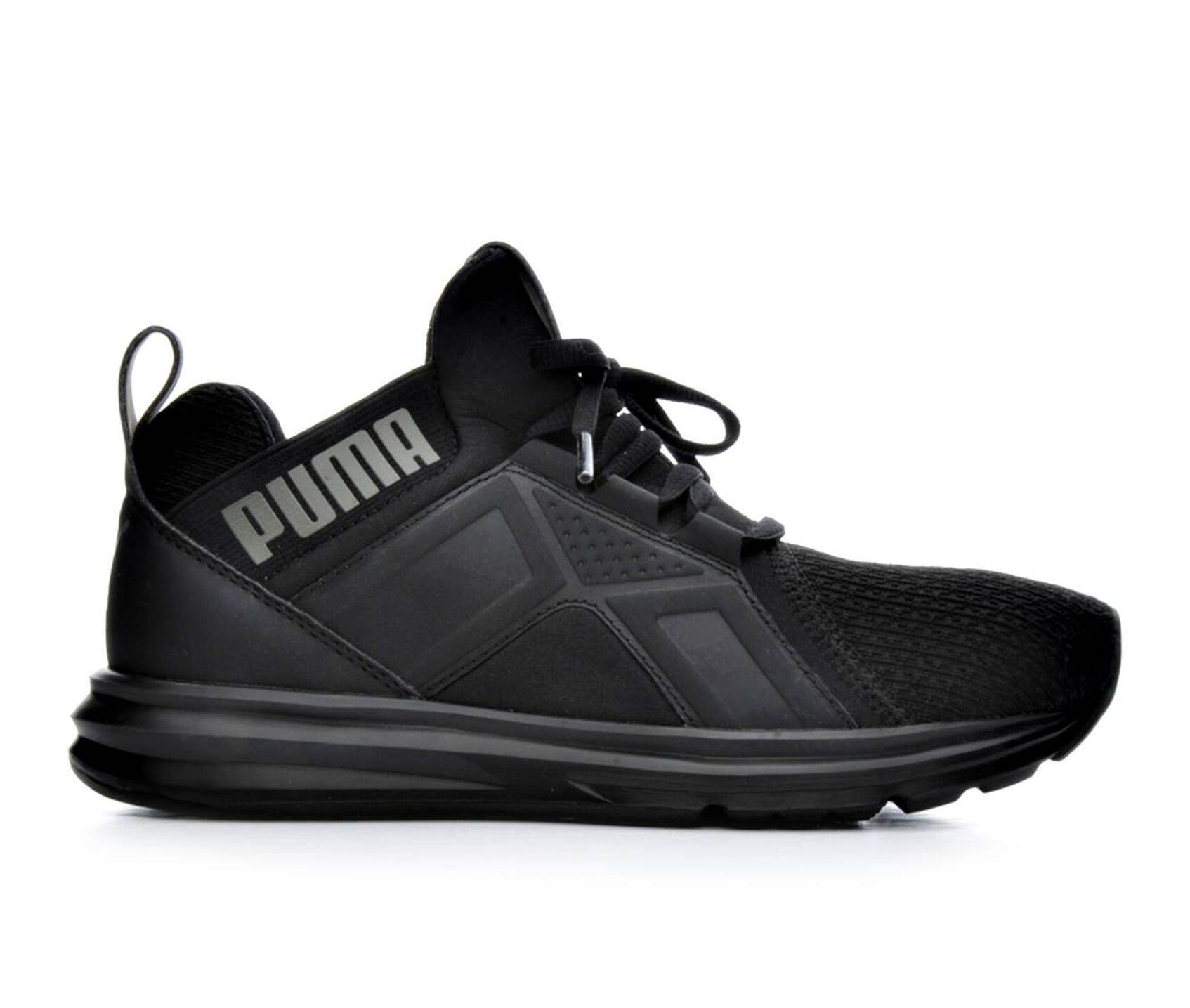 d4d4cc0bda8e Boys  Puma Big Kid Enzo Jr High Top Slip-On Sneakers