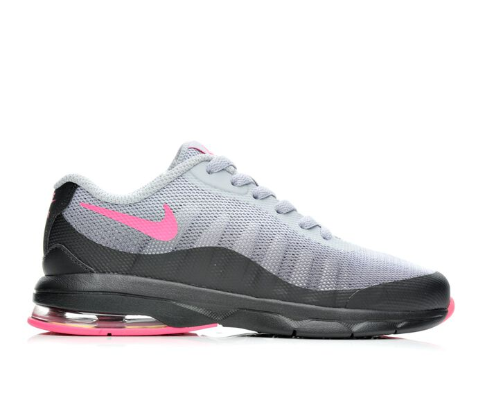 Girls' Nike Air Max Invigor 10.5-3 Athletic Sneakers