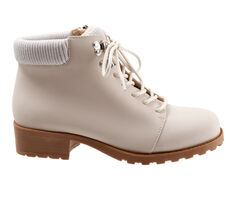 Women's Trotters Becky 2.0 Lace-Up Booties