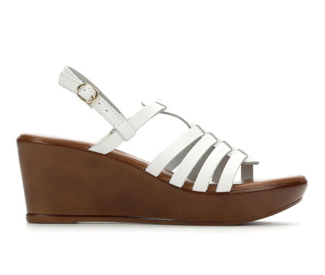 Women's Italian Shoemakers Roman Sandals