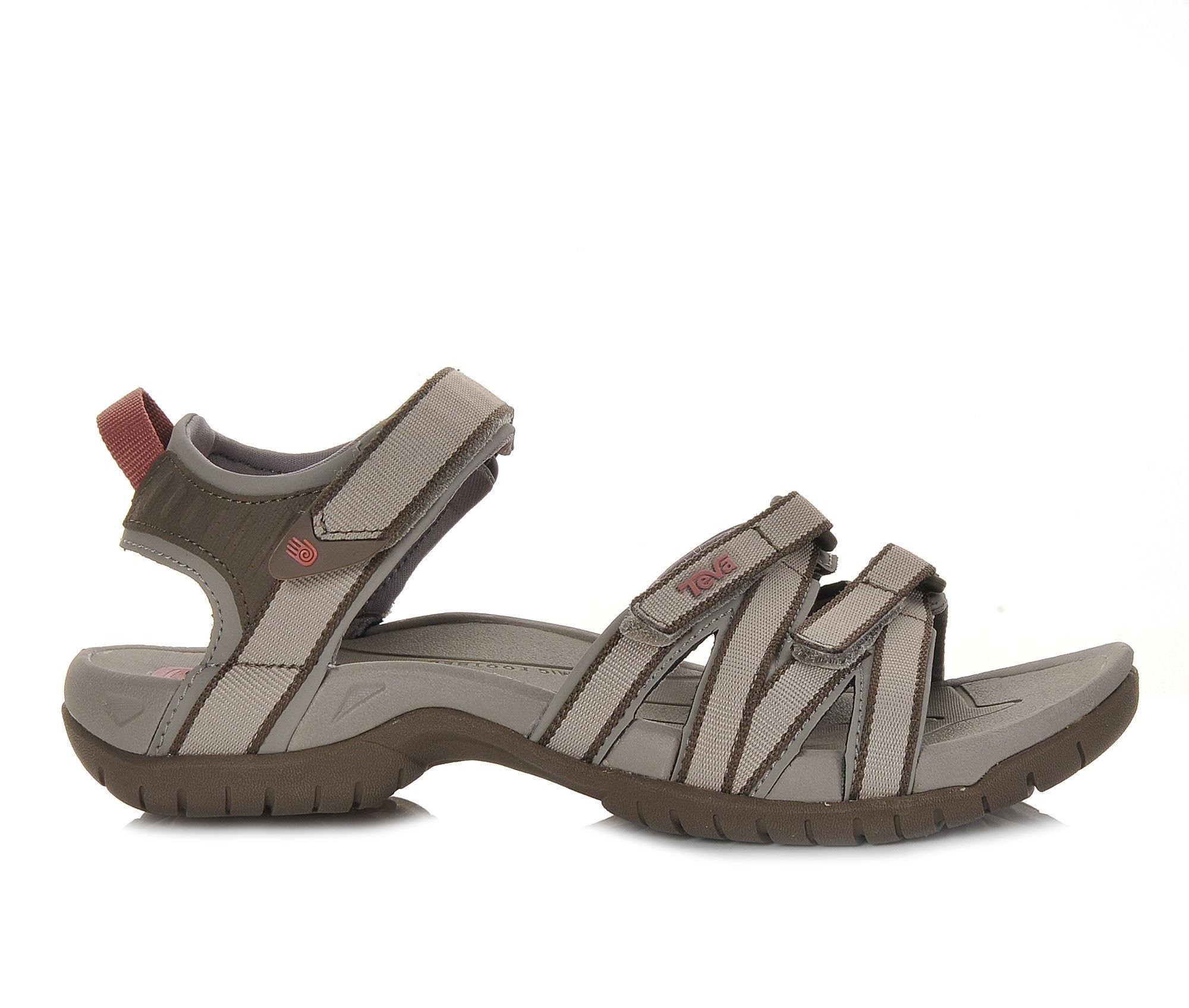 Women's Teva Tirra Sandals (Beige)