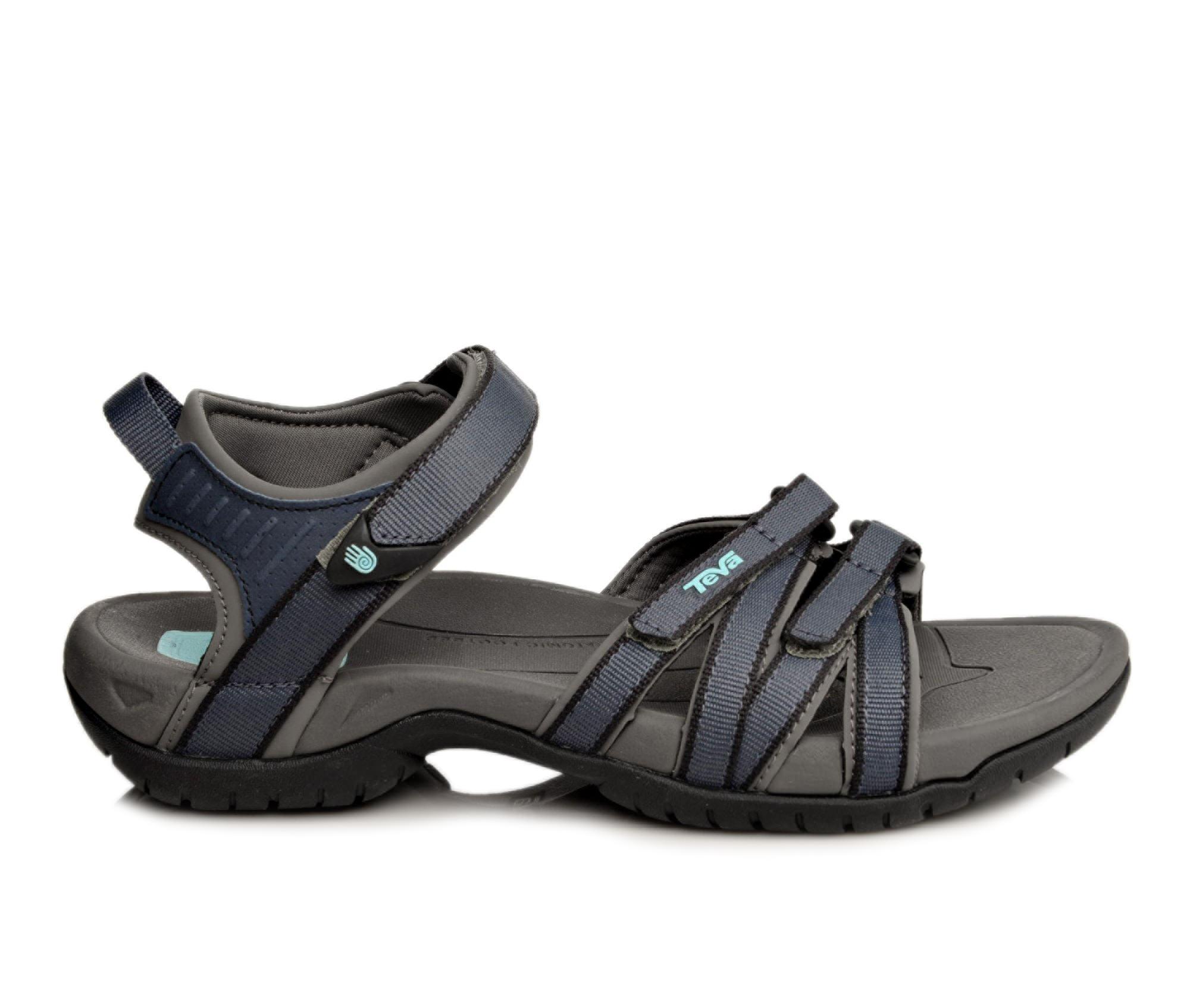 Women's Teva Tirra Sandals (Blue)