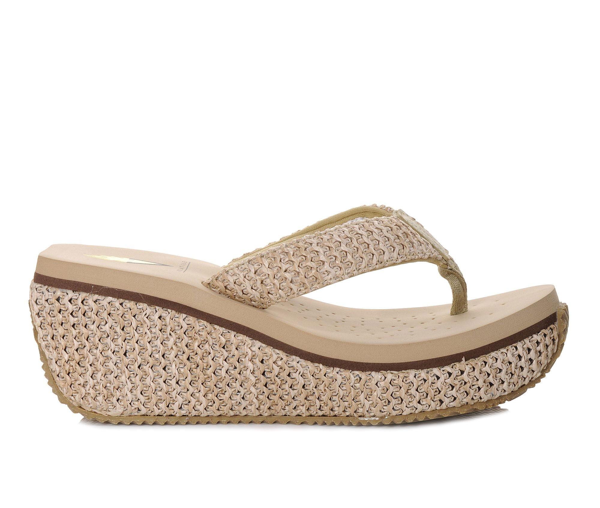 Women's Volatile Island Sandals (Beige)
