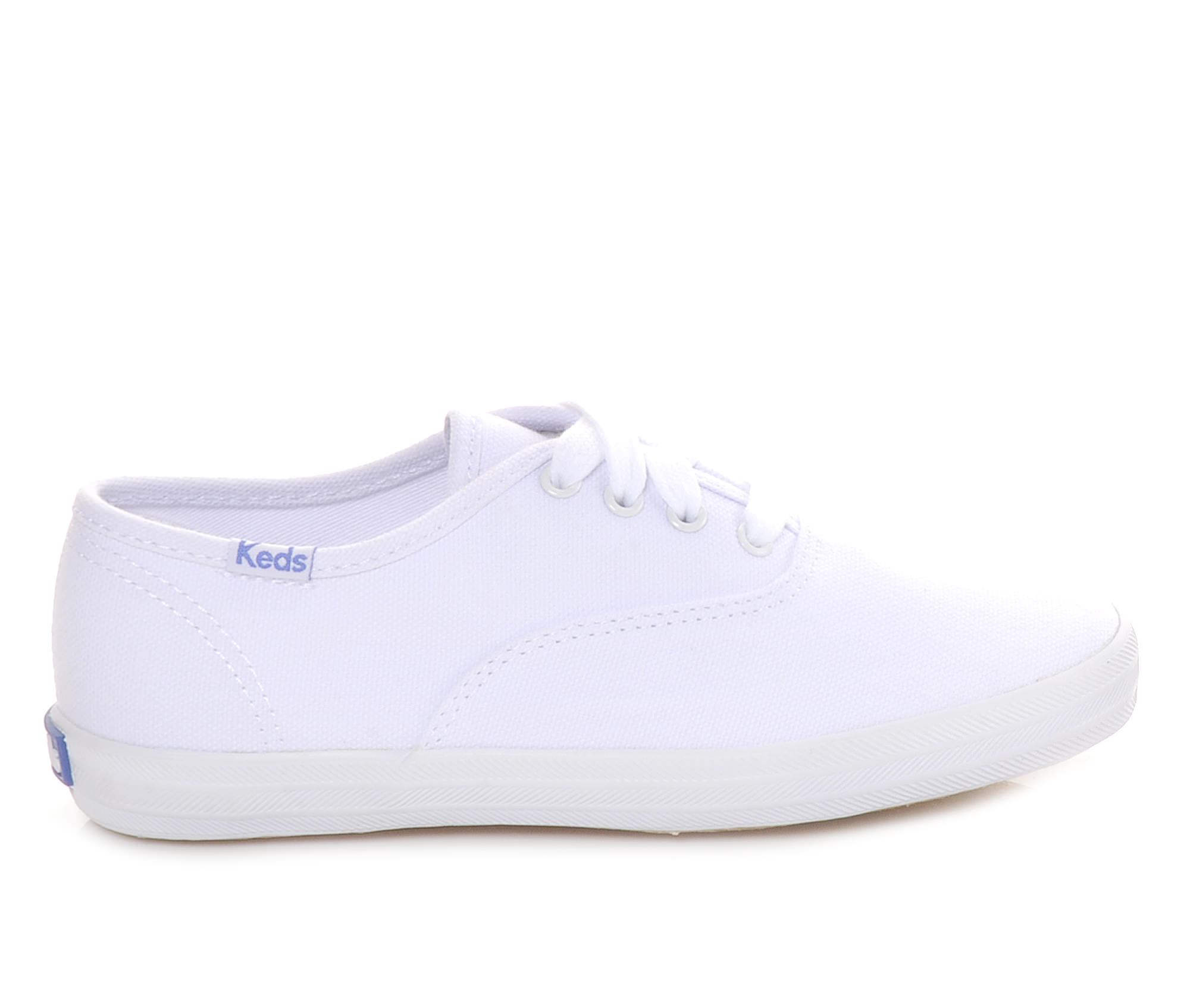 Girls' Keds Champion Ox Oxford Shoes (White)