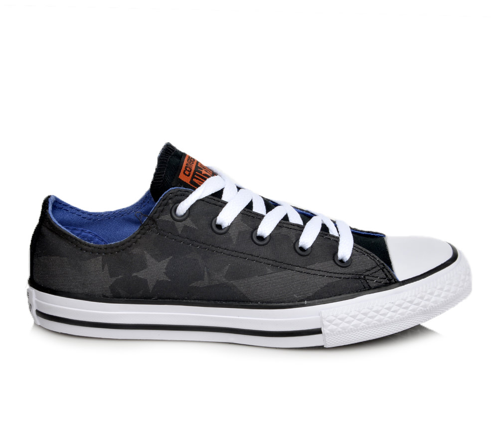 Girls' Converse Chuck Taylor All Star Ox Oxford Shoes (Black)