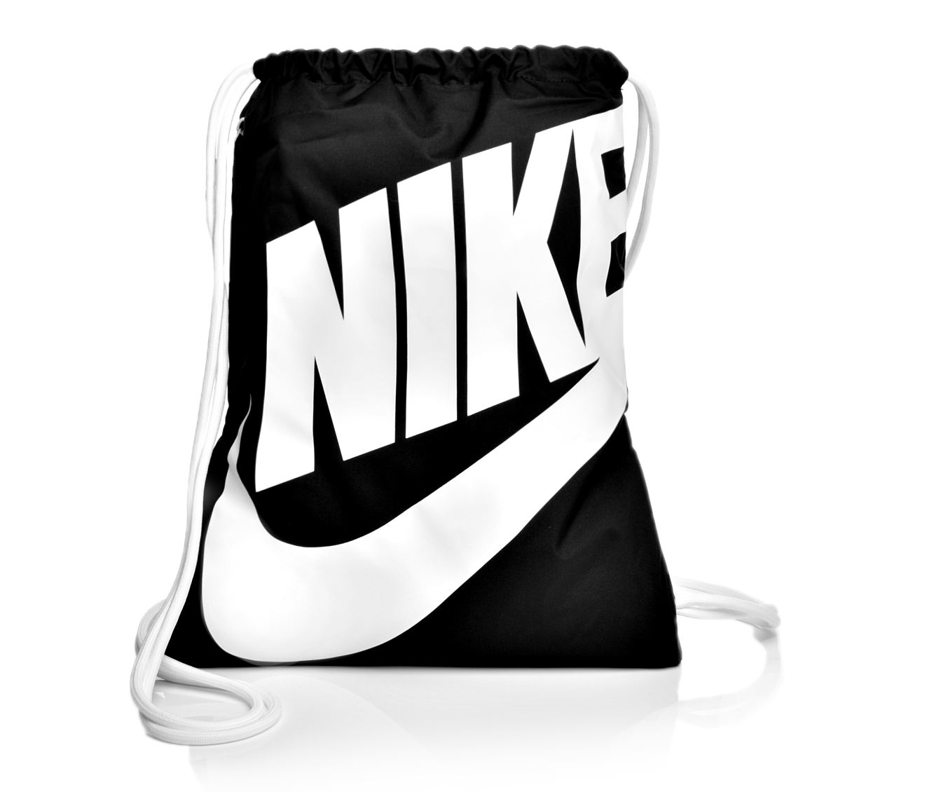 Nike Heritage Gymsack (Black - Size UNSZ) 1574679