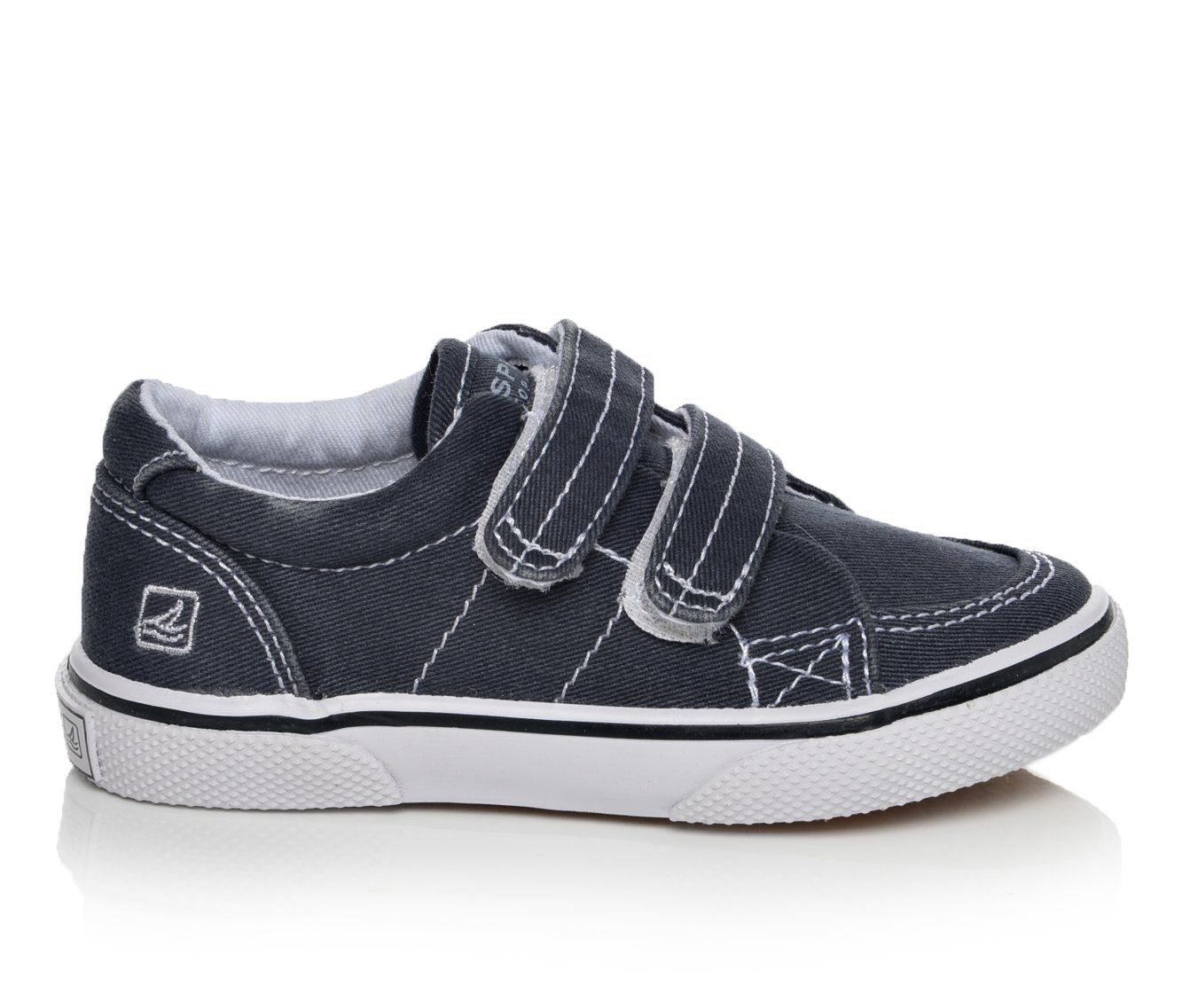 Boys' Sperry Infant Halyard H & L Sneakers (Blue)