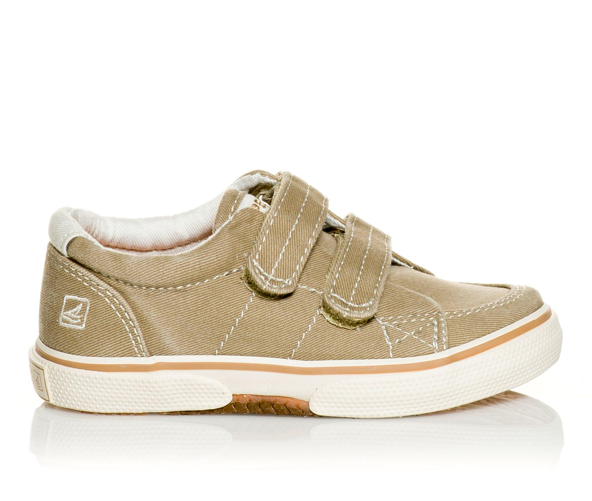 Boys' Sperry Infant Halyard H & L Sneakers (Beige)