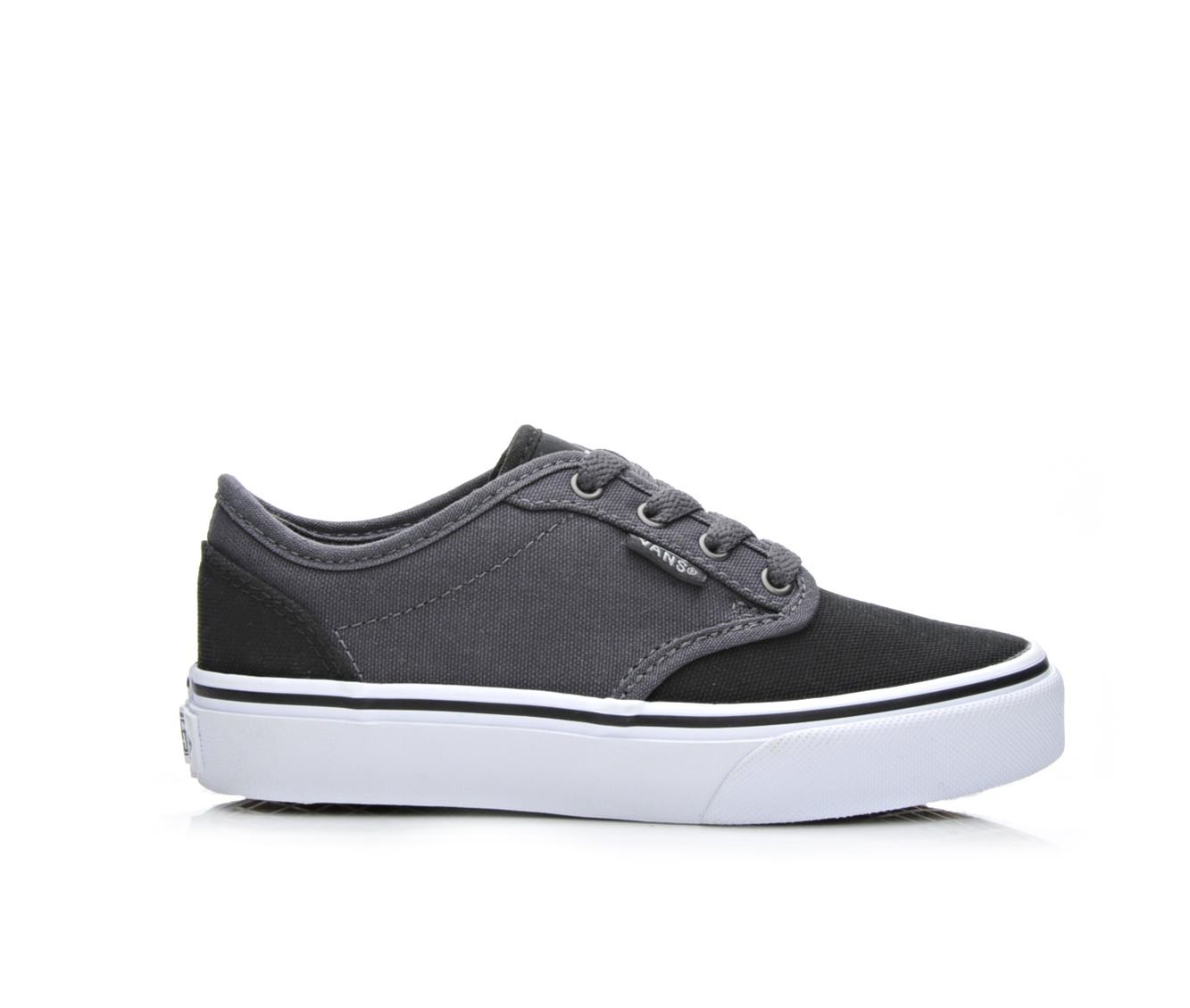 Boys' Vans Atwood Skate Shoes (Grey)