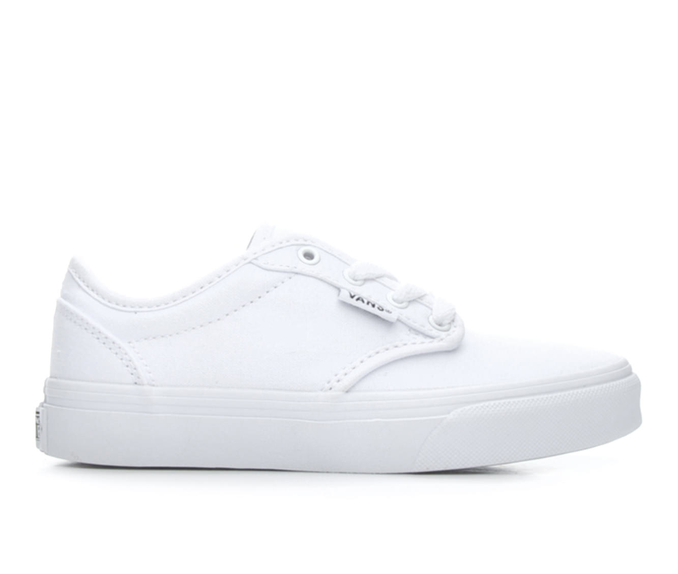 Boys' Vans Atwood Skate Shoes (White)