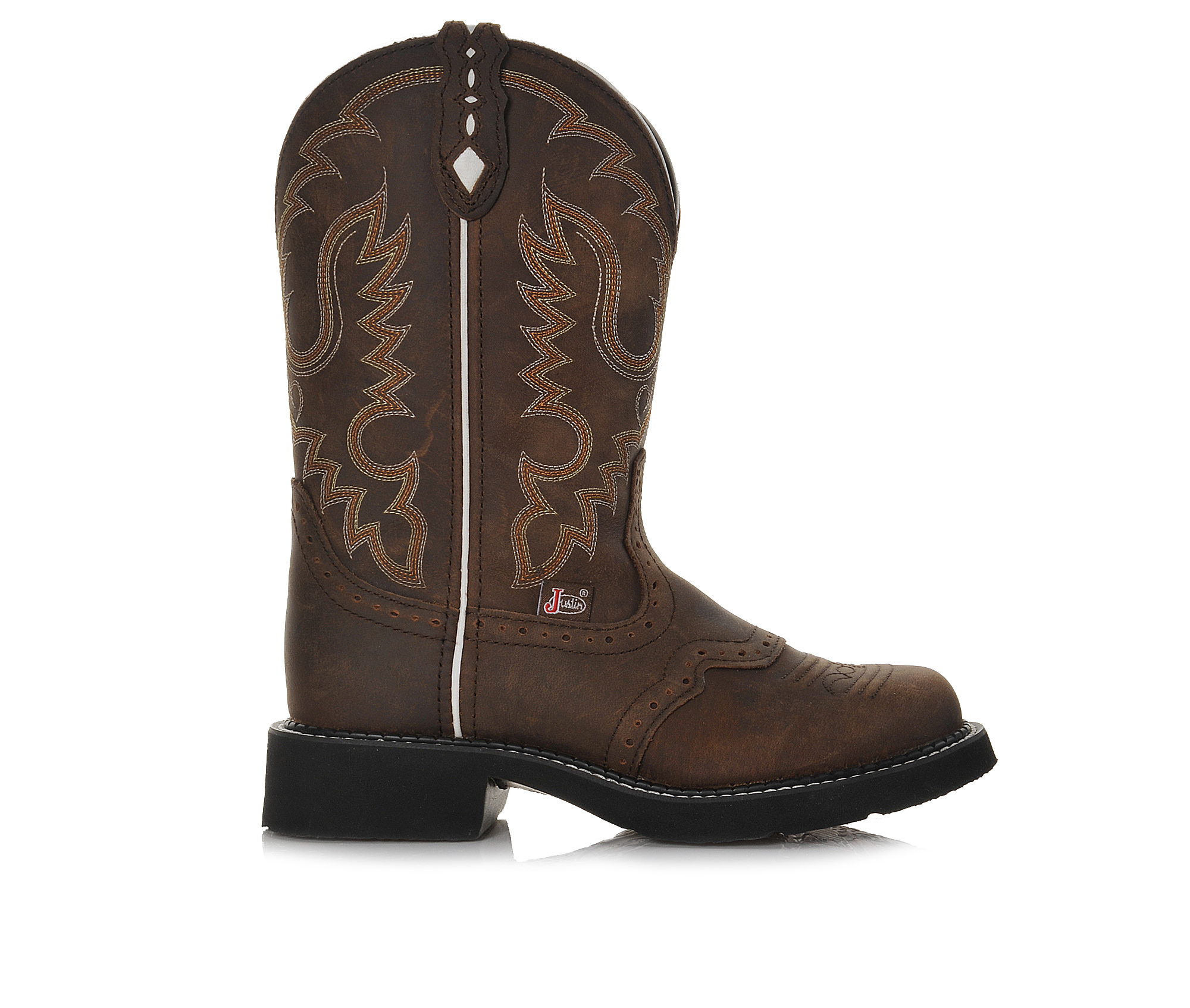 "Image of ""Justin Boots Gypsy L9909 11"""" Round Toe"""