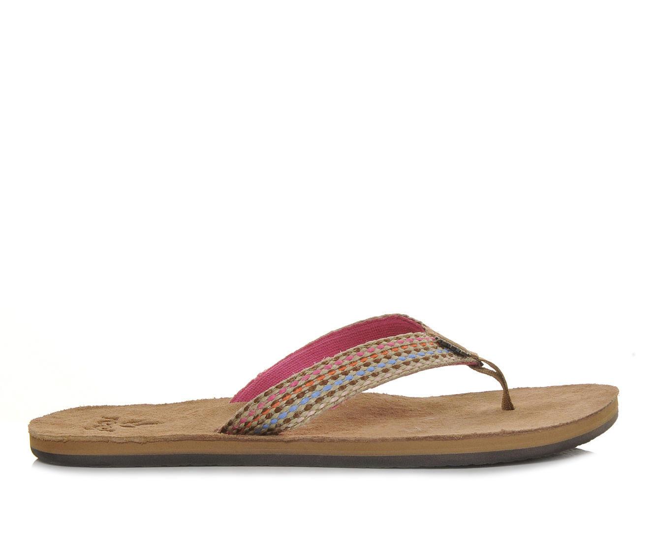 Women's Reef Gypsy Love Sandals (Brown)
