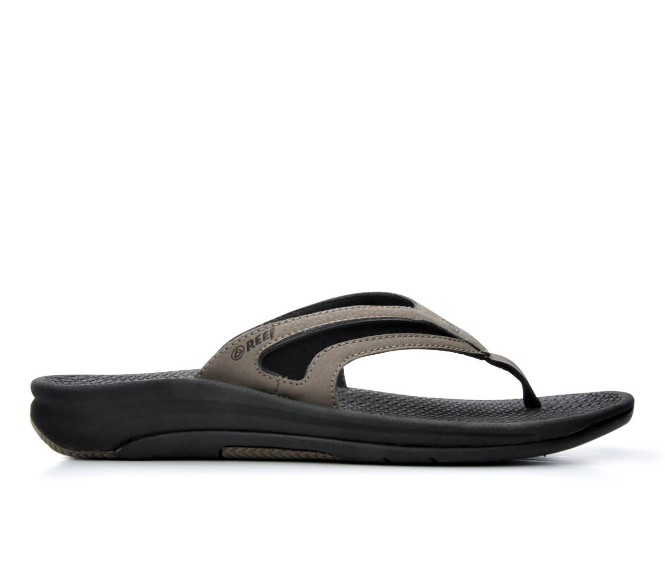 Men's Reef Flex Sandals (Beige)