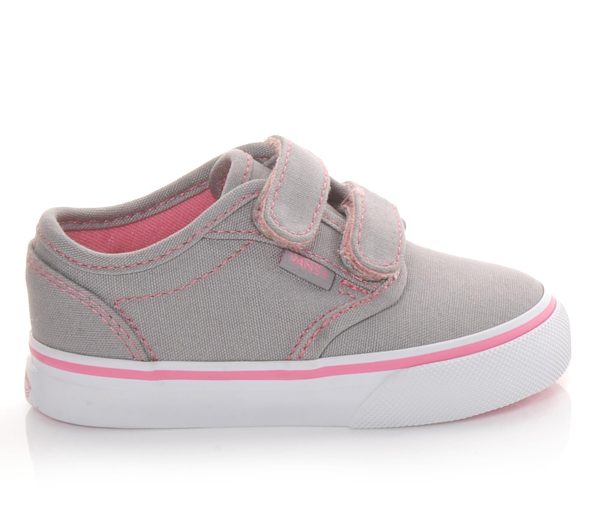 Girls' Vans Atwood V Sneakers (Grey)