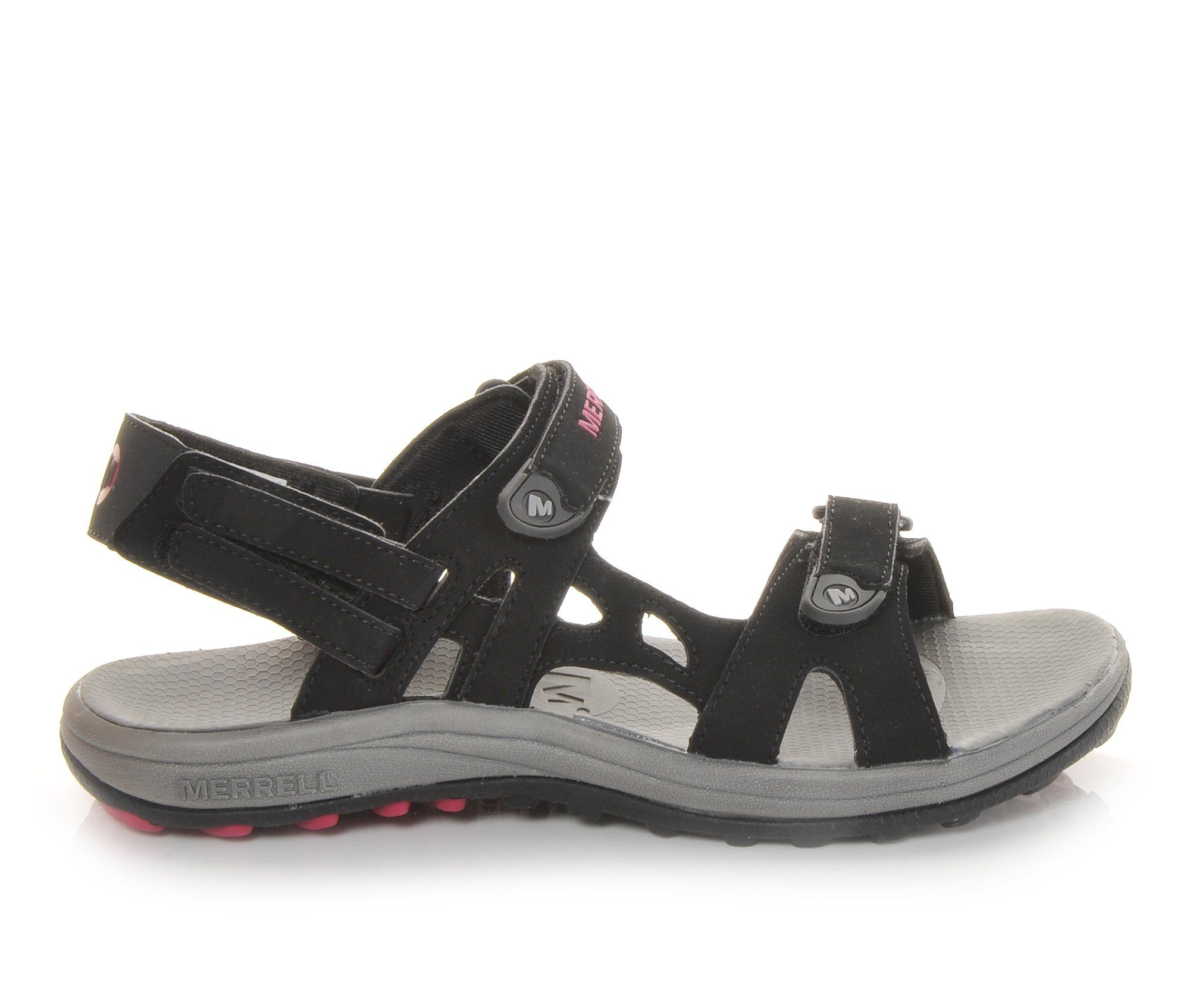 Women's Merrell Cedrus Convertible Sandals (Black)