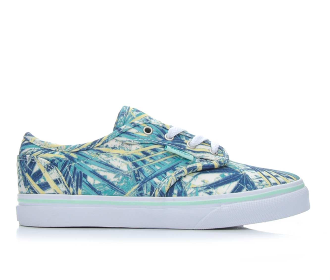 Girls' Vans Atwood Low G Skate Shoes (Blue)