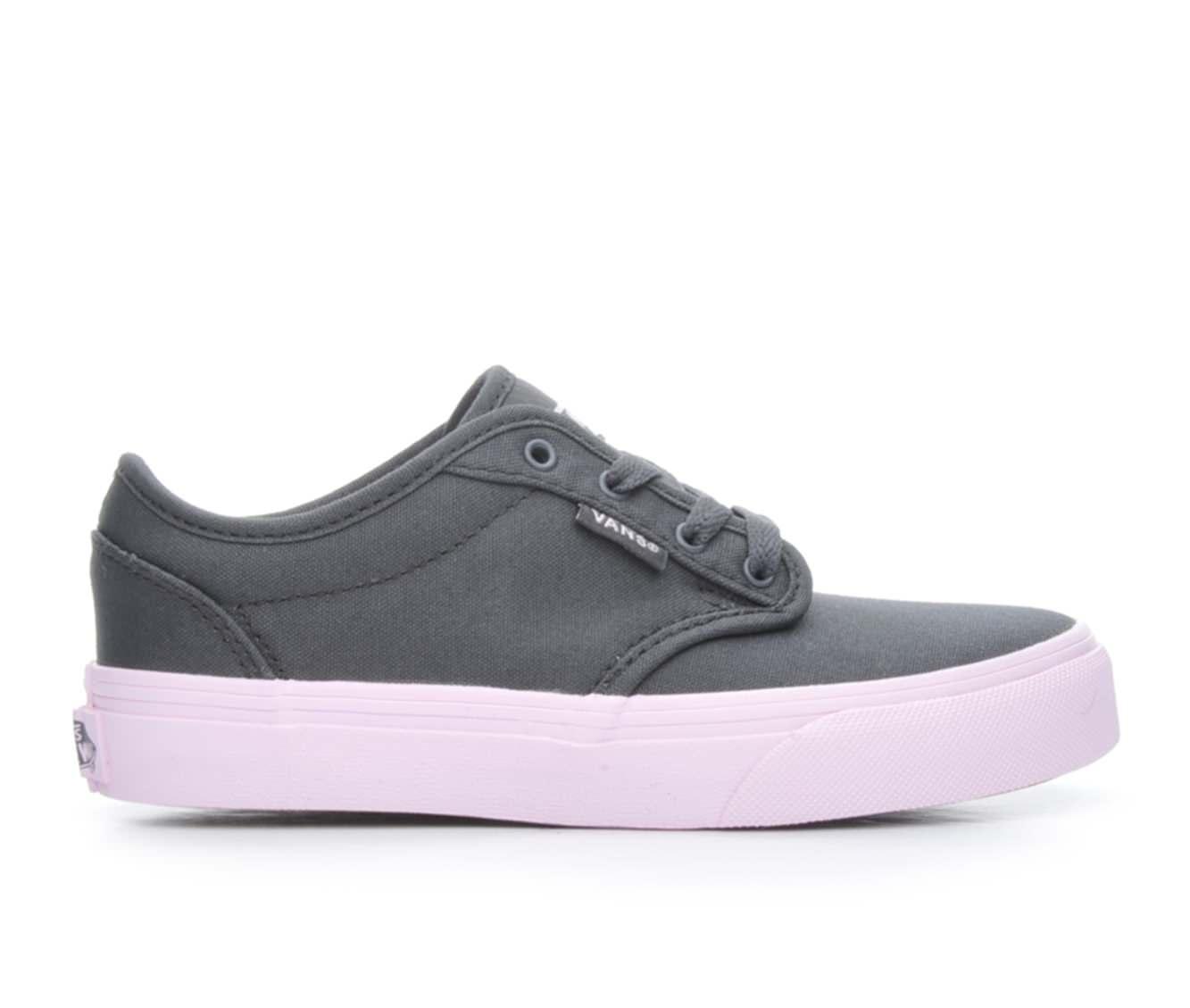 Girls' Vans Atwood G Skate Shoes (Grey)