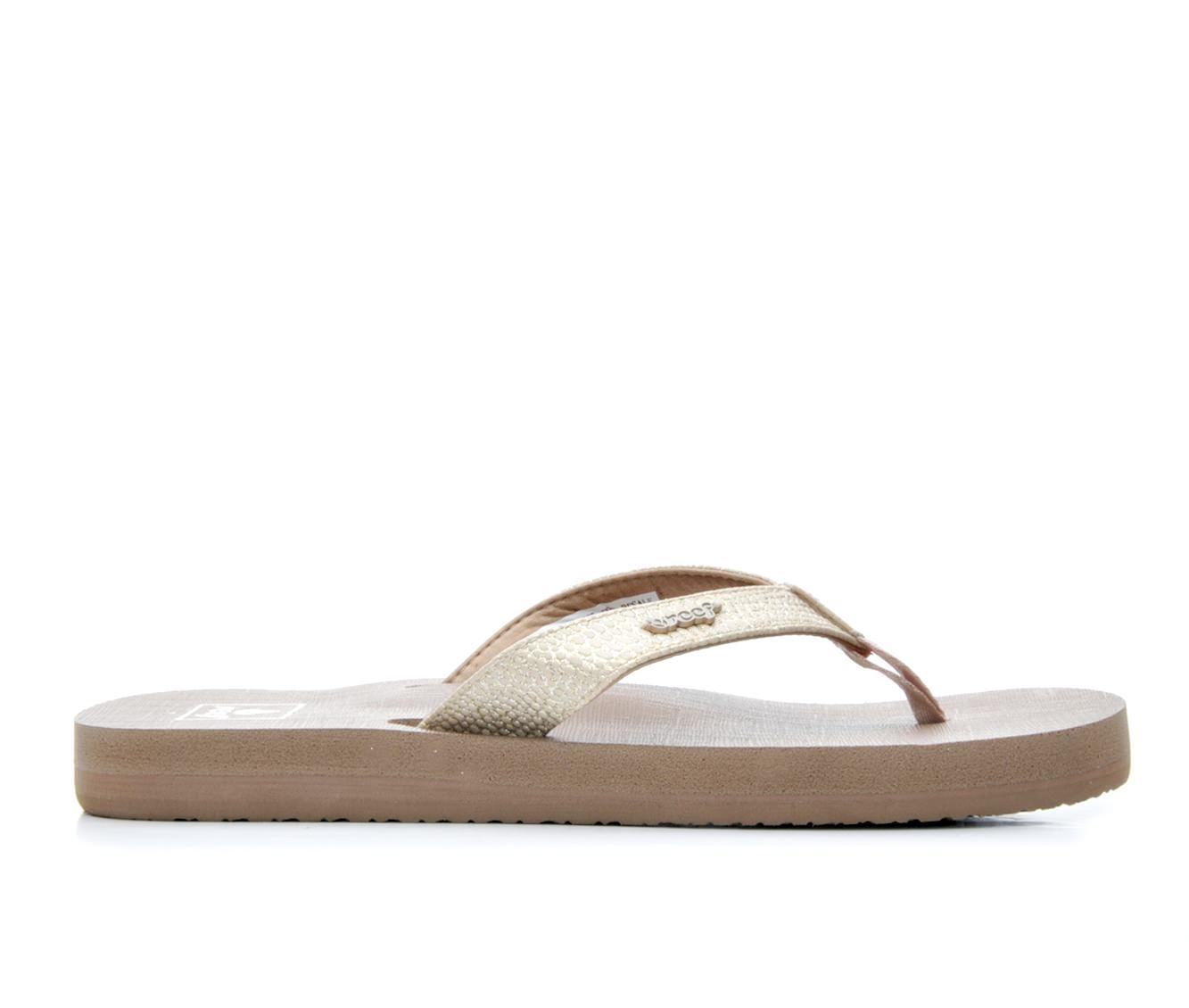Women's Reef Sassy Star Sandals (Beige)