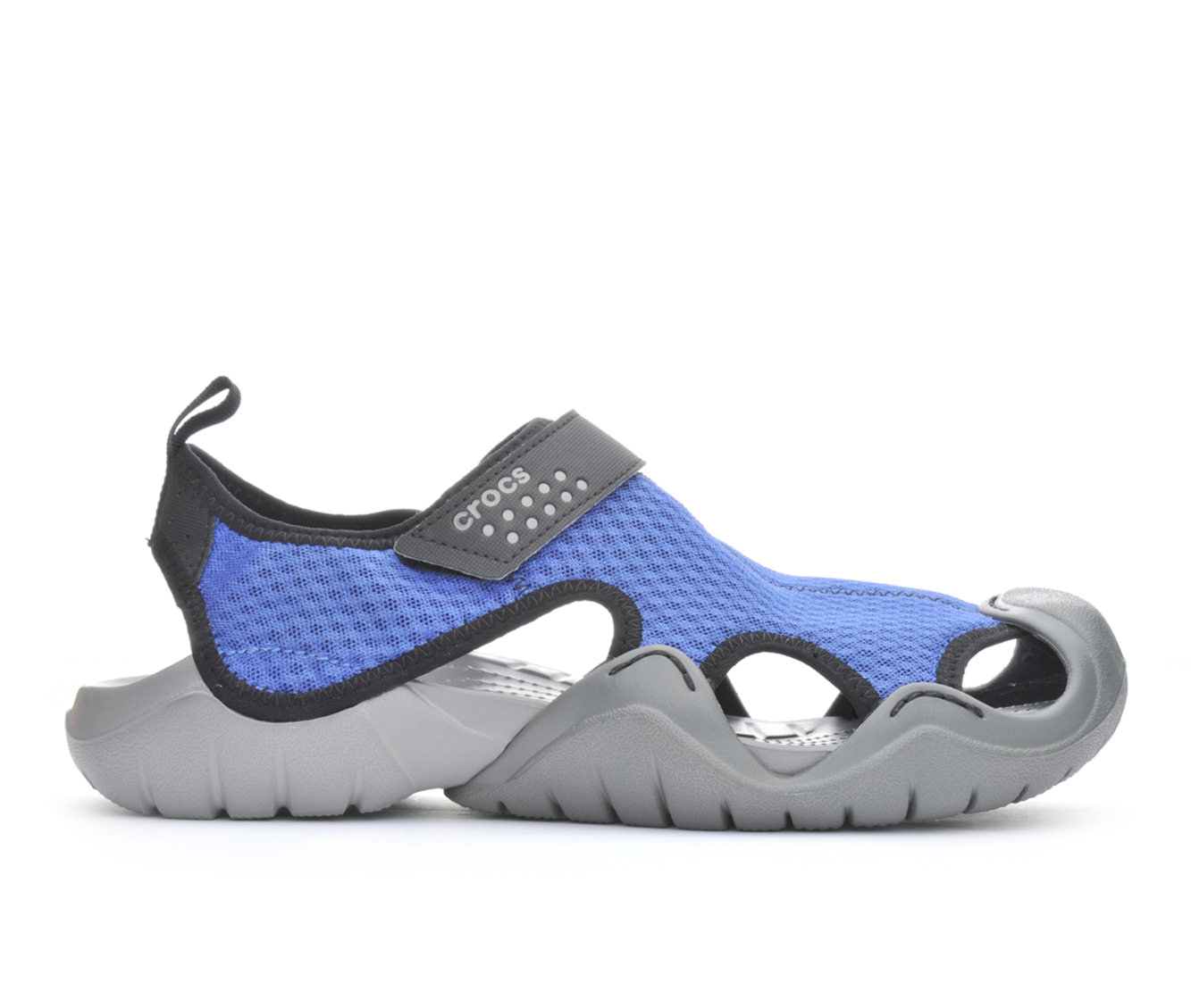 Men's Crocs Swiftwater Sandal M Sandals (Blue)