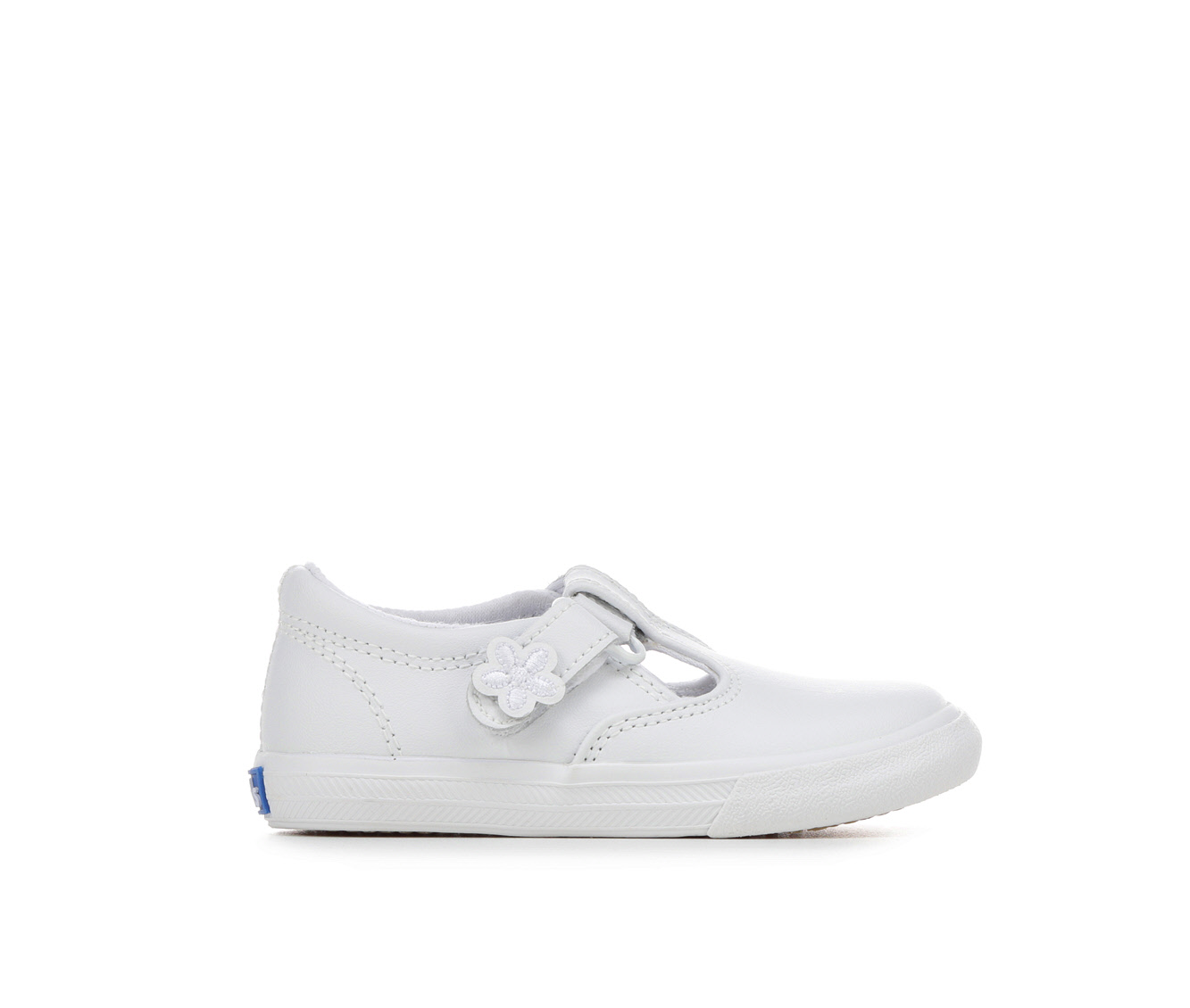Girls' Keds Infant Daphne/Blink Sneakers (White)