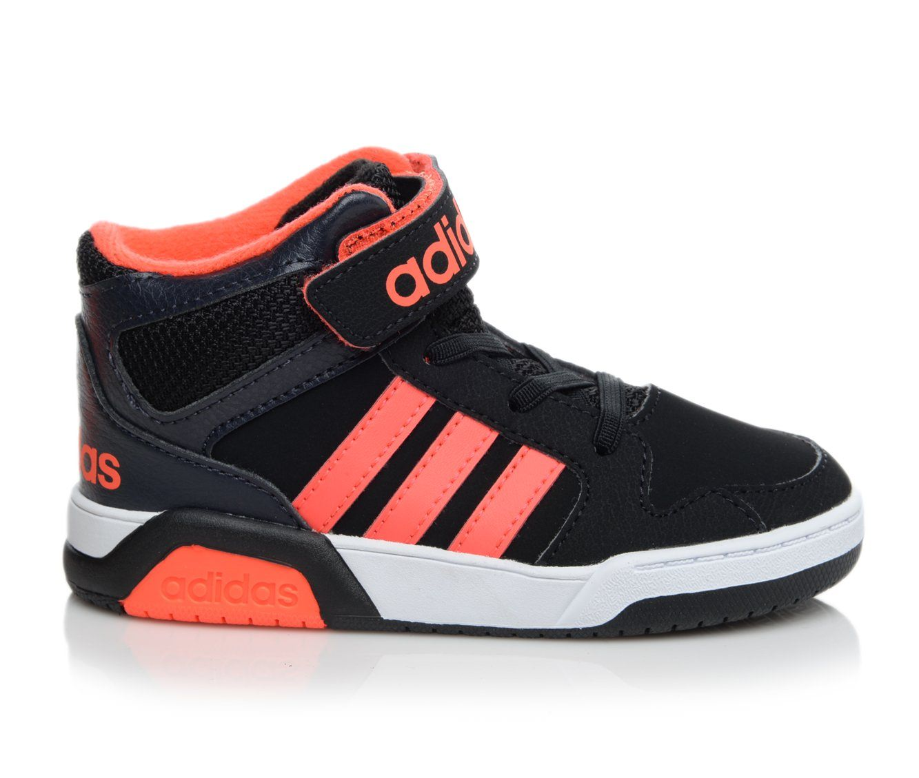 Boys' Adidas Infant BB9TIS Sneakers (Black - Size 4 - ) 1570627