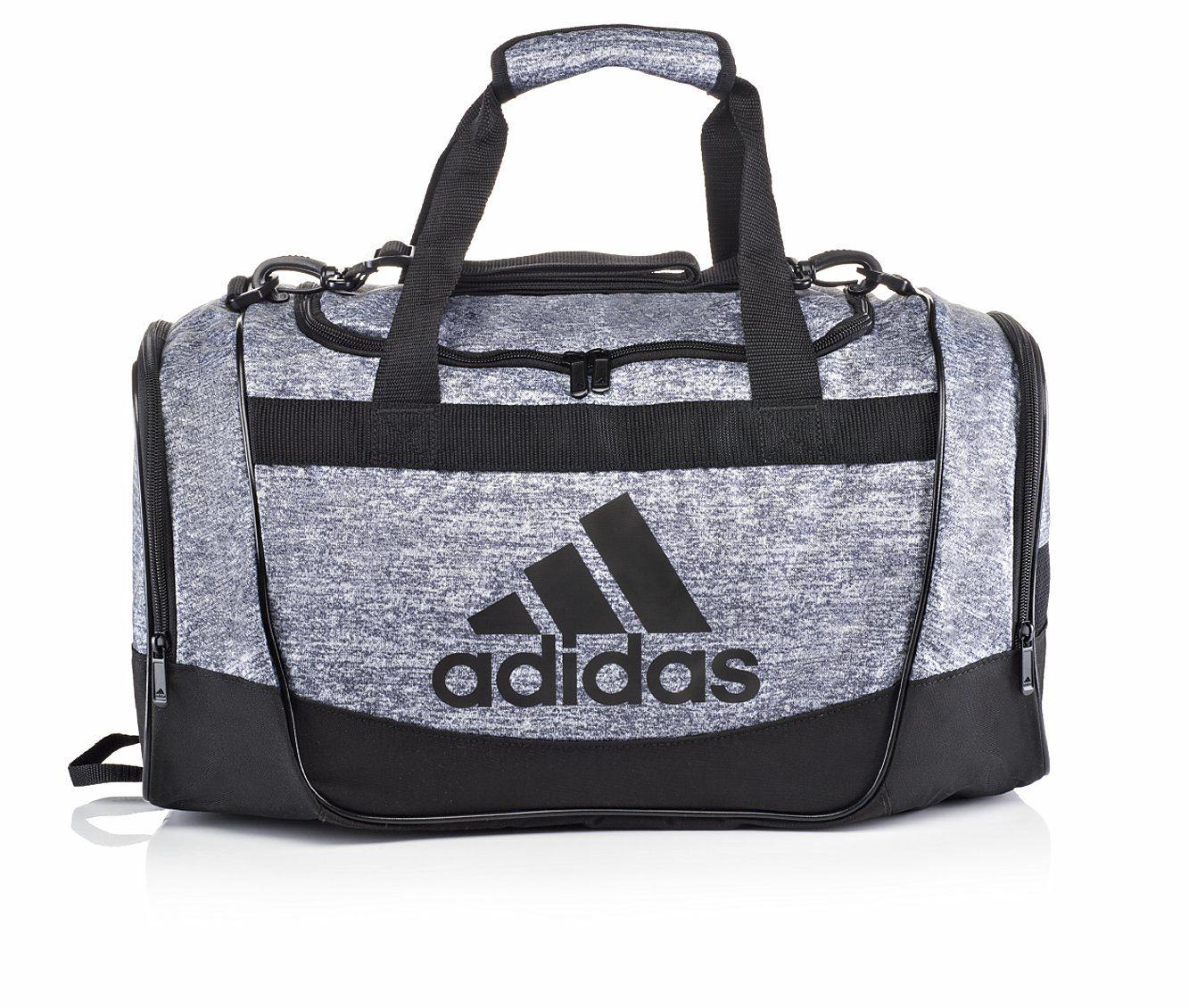 Image of Adidas Defender II Small Duffel Bag (Grey - Size UNSZ)