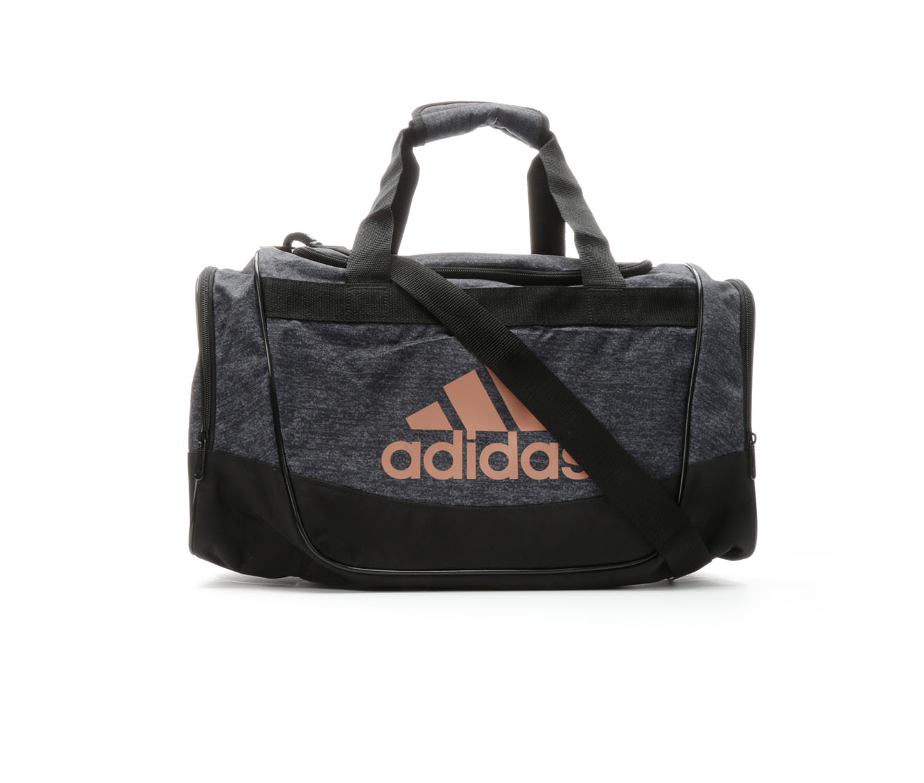 Image of Adidas Defender II Small Duffel Bag (Black - Size UNSZ)