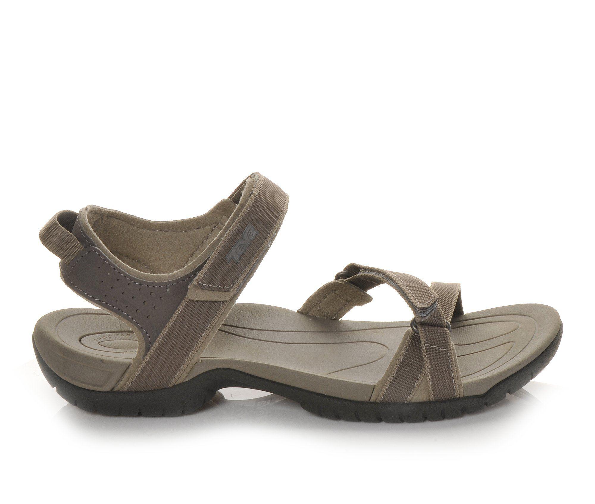 Women's Teva Verra Sandals (Beige)