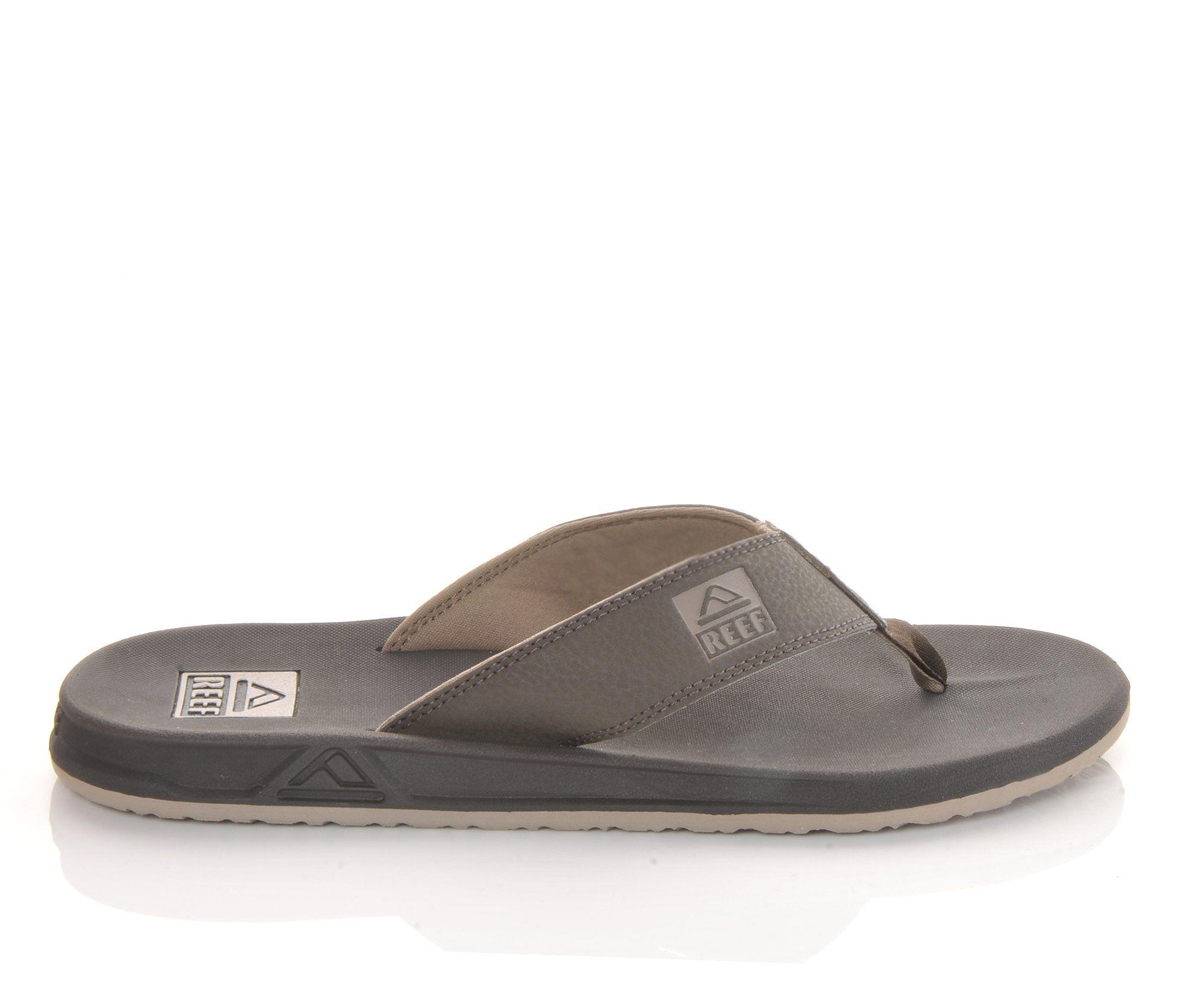 Men's Reef Element Sandals (Brown)
