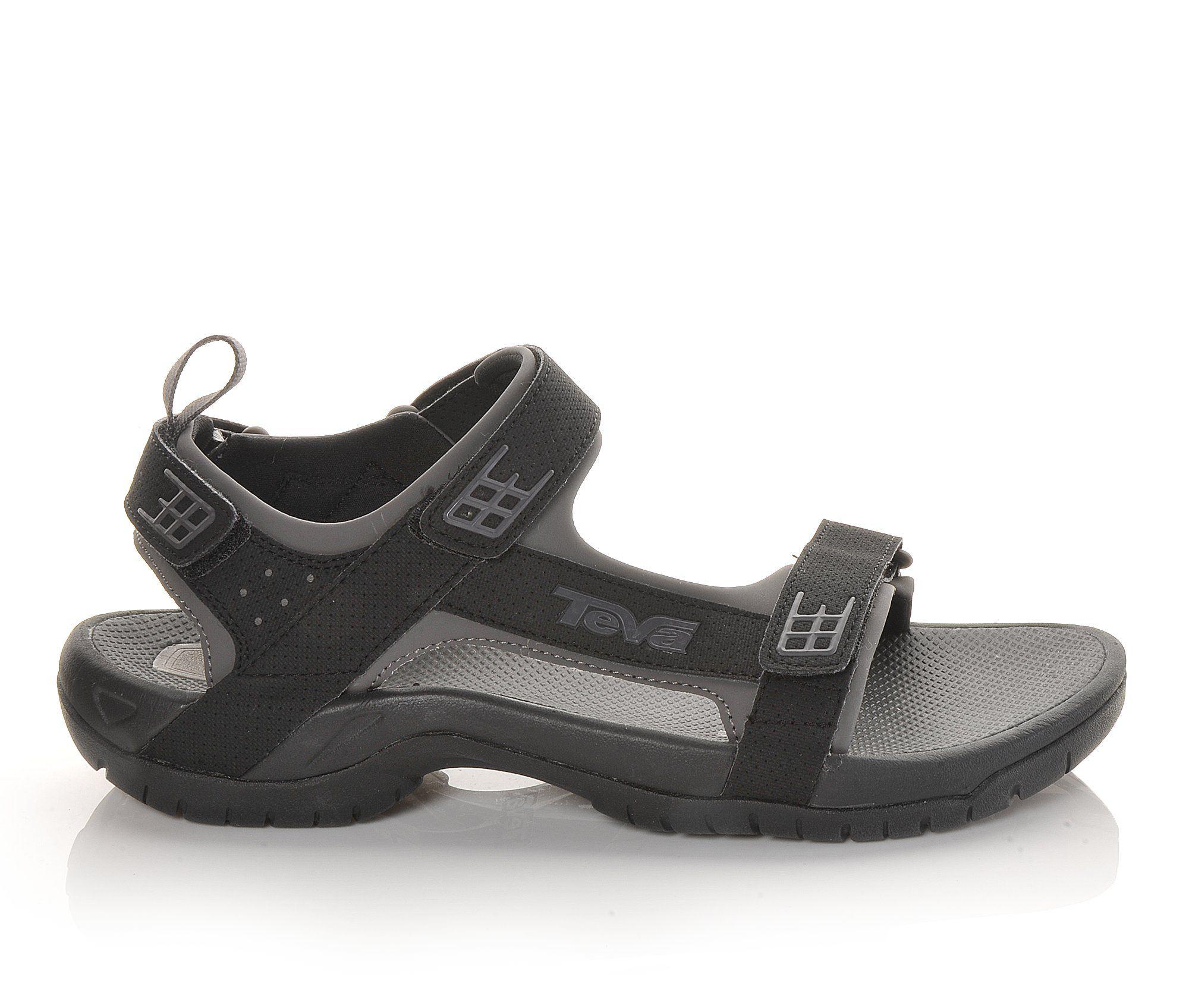 Men's Teva Minam Sandals (Black)
