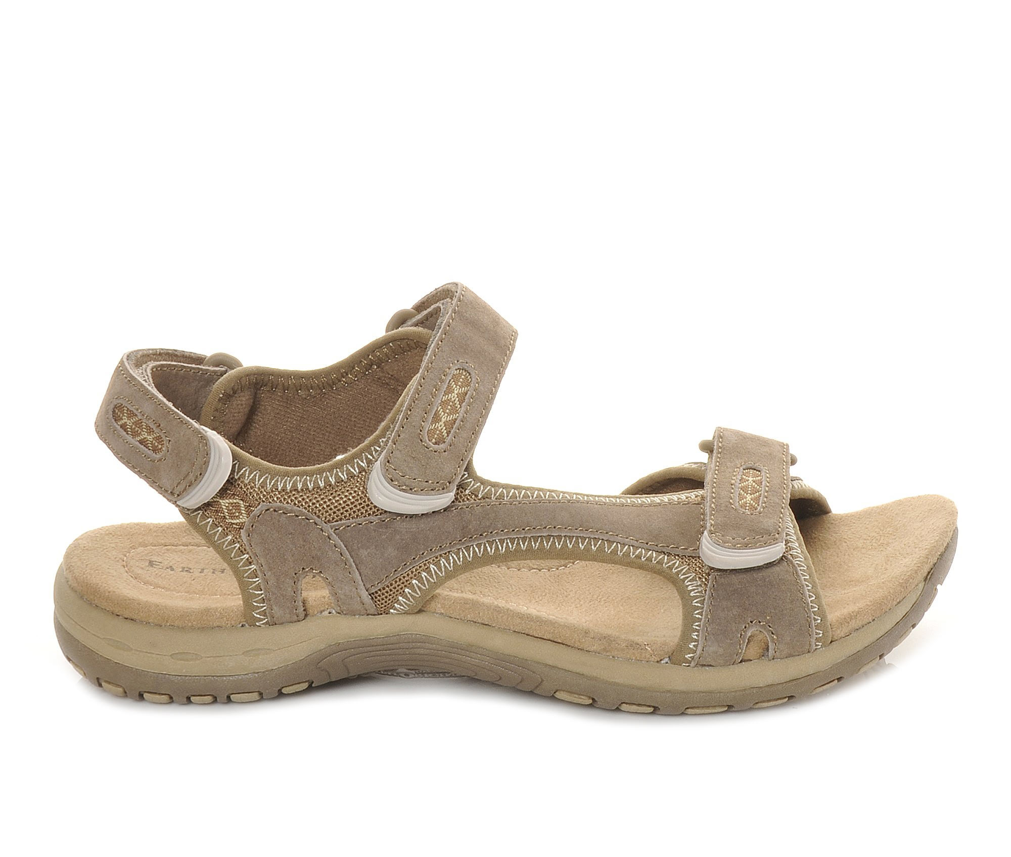 Women's Earth Origins Brinkley Sandals (Beige)