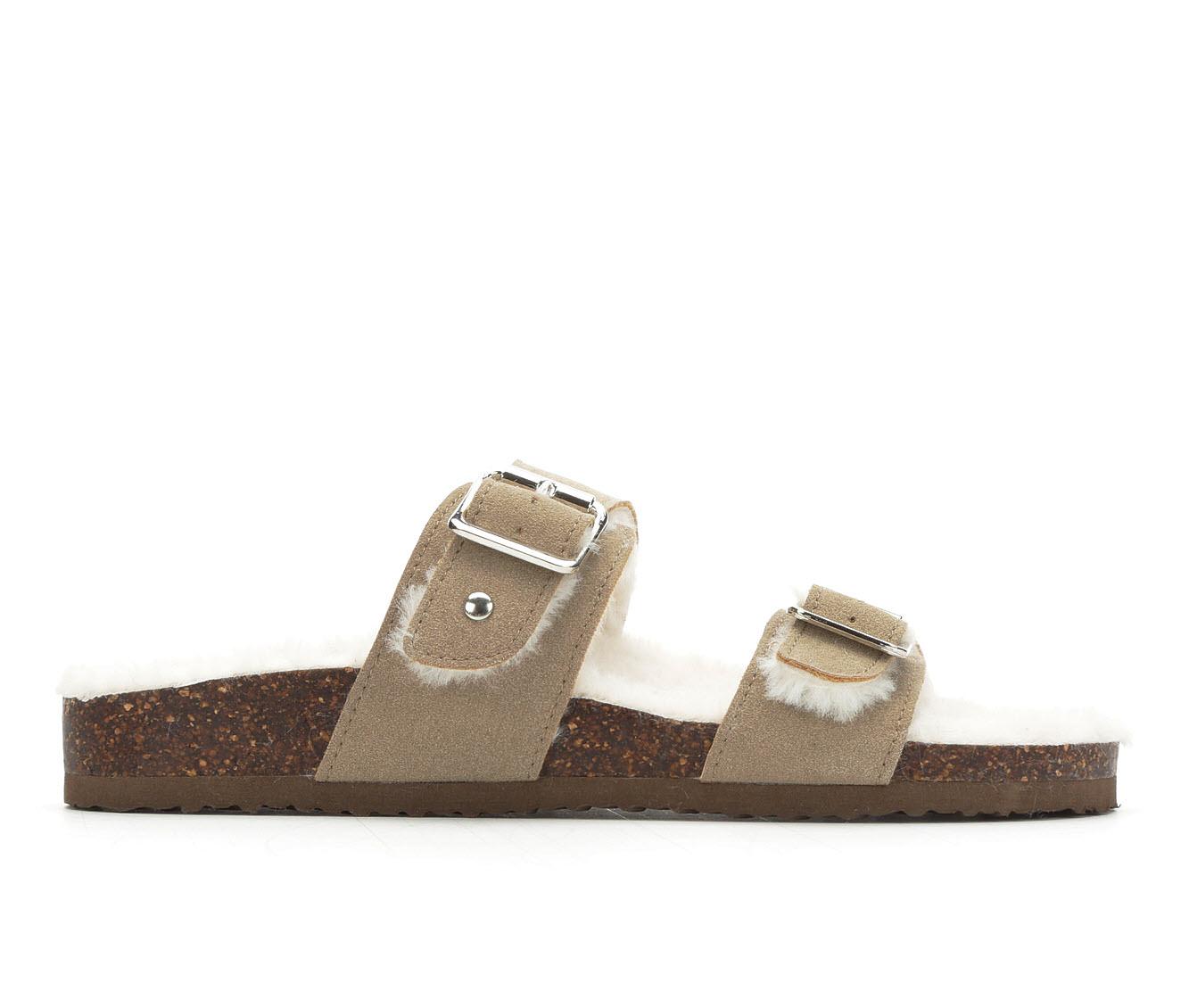 Women's Madden Girl Brando Sandals (Beige)