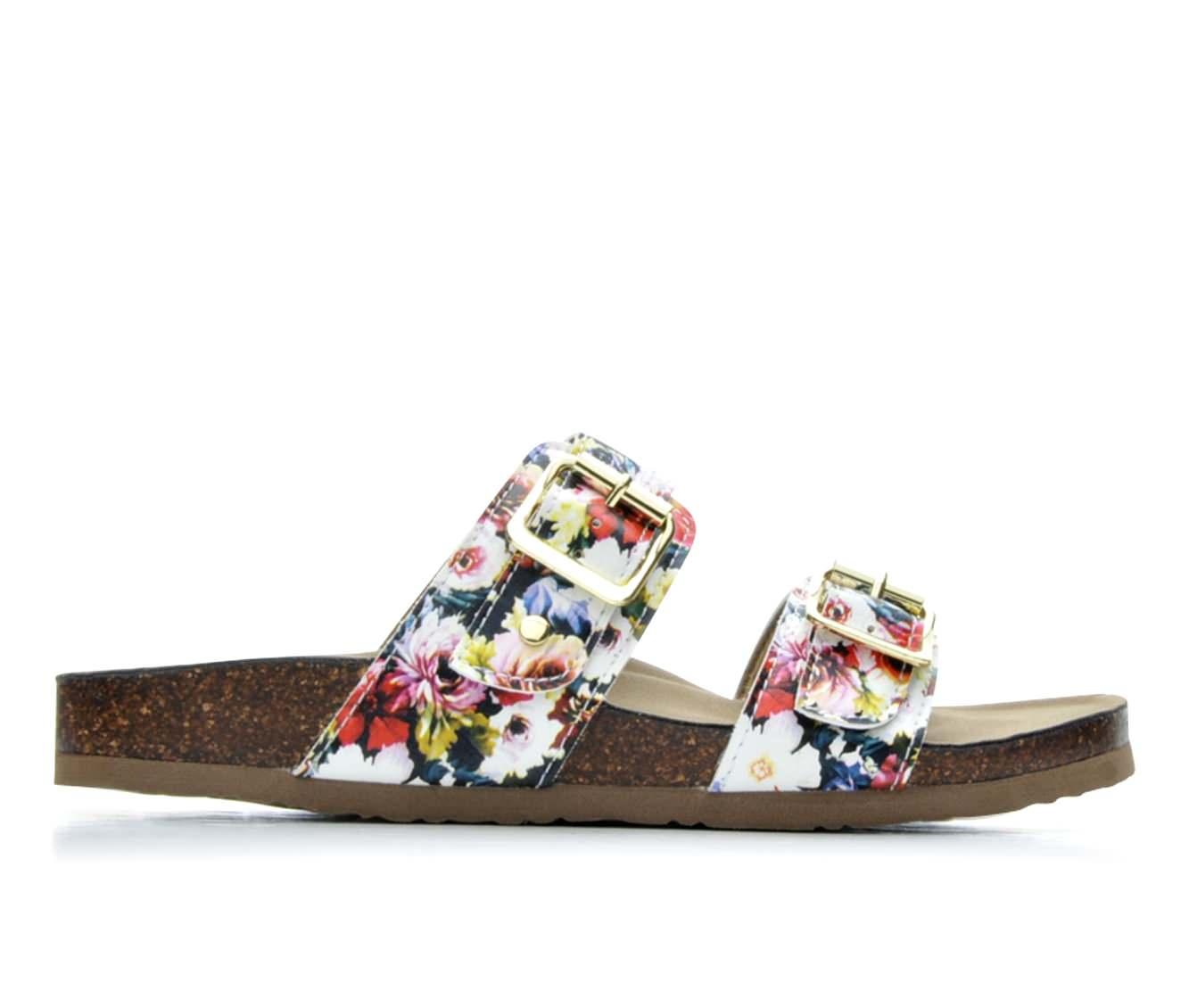 Women's Madden Girl Brando Sandals (Multicolor)