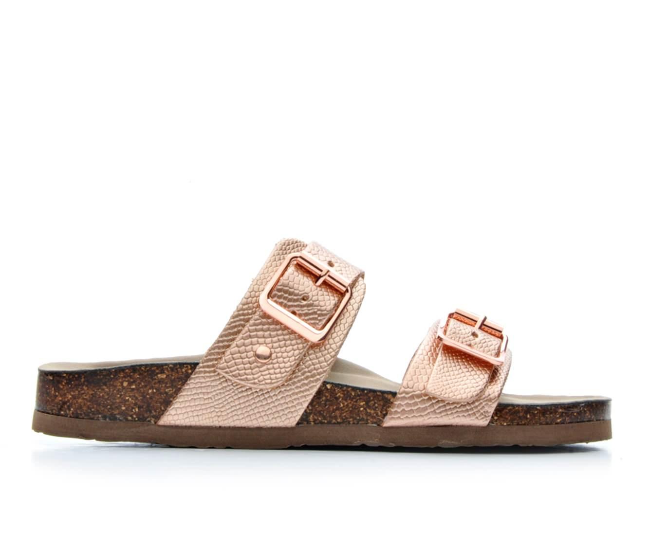 Women's Madden Girl Brando Sandals (Pink)