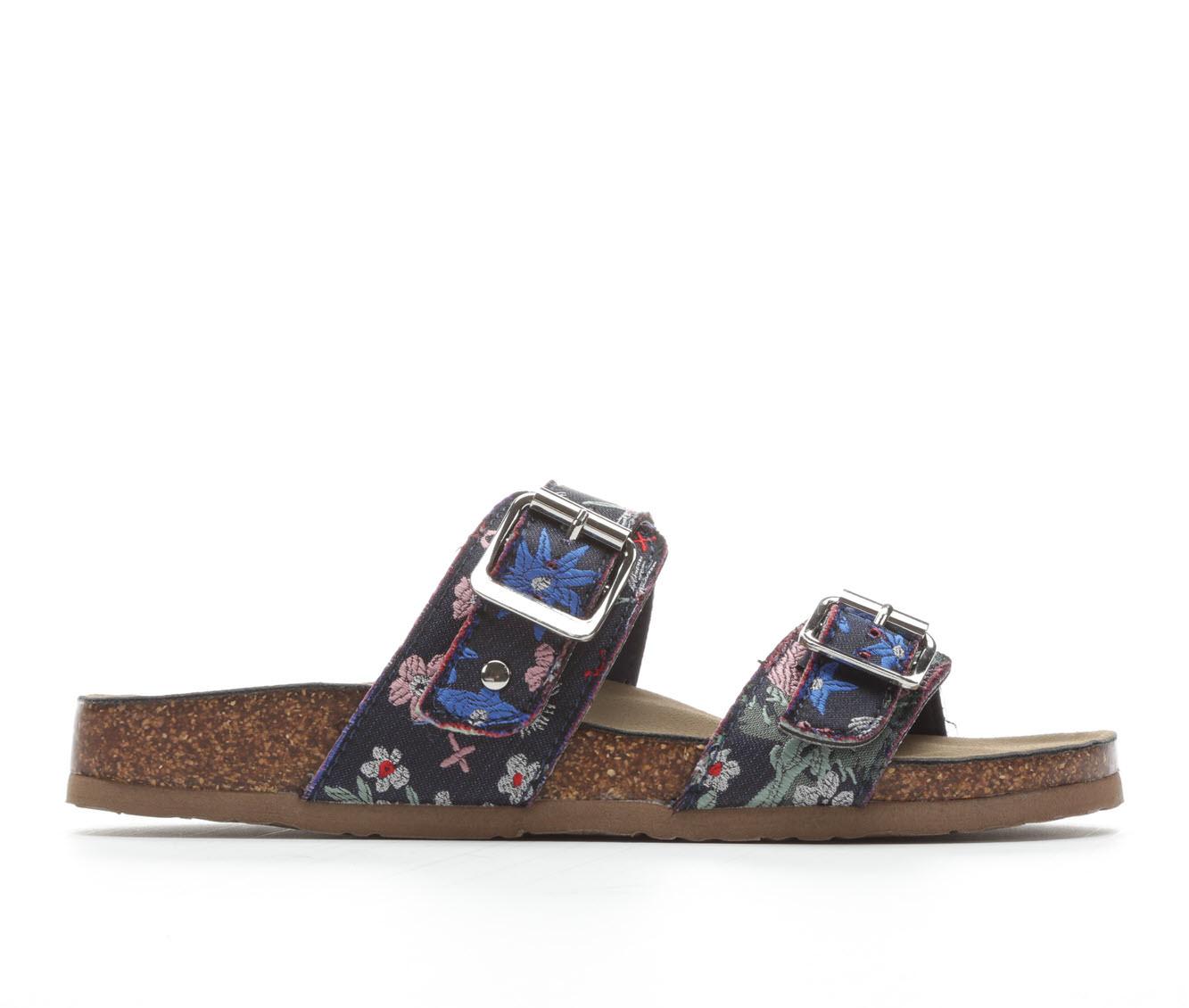 Women's Madden Girl Brando Sandals (Blue)