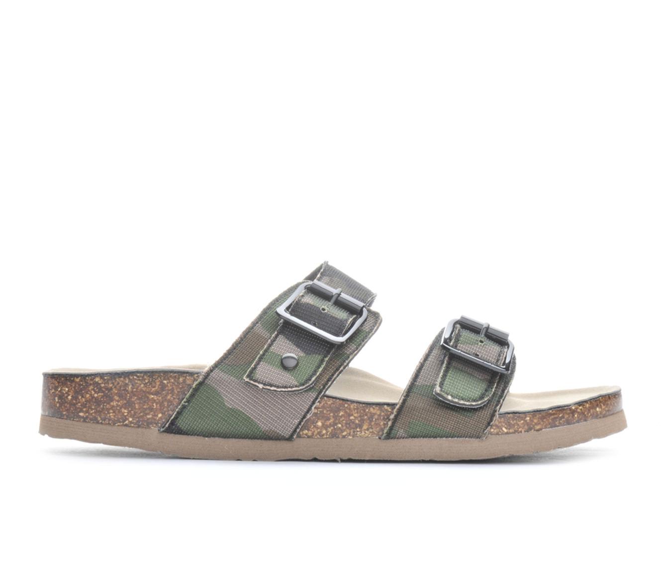 Women's Madden Girl Brando Sandals (Green)