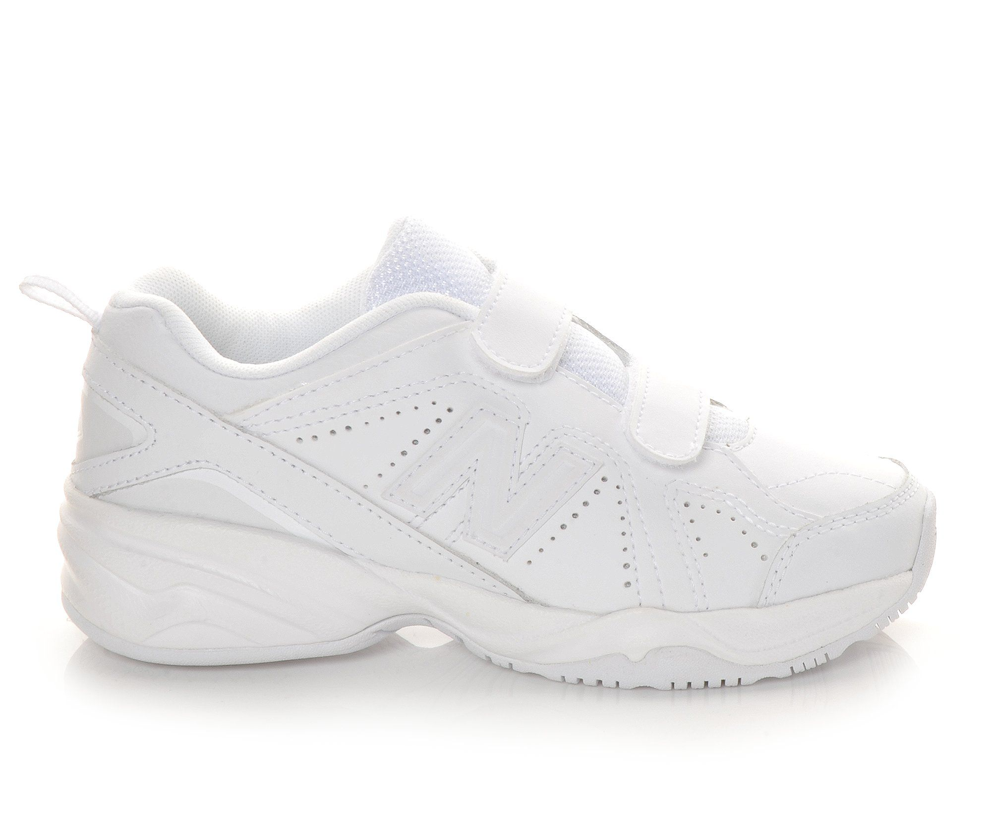 Boys' New Balance KV624WTY Running Shoes (White)