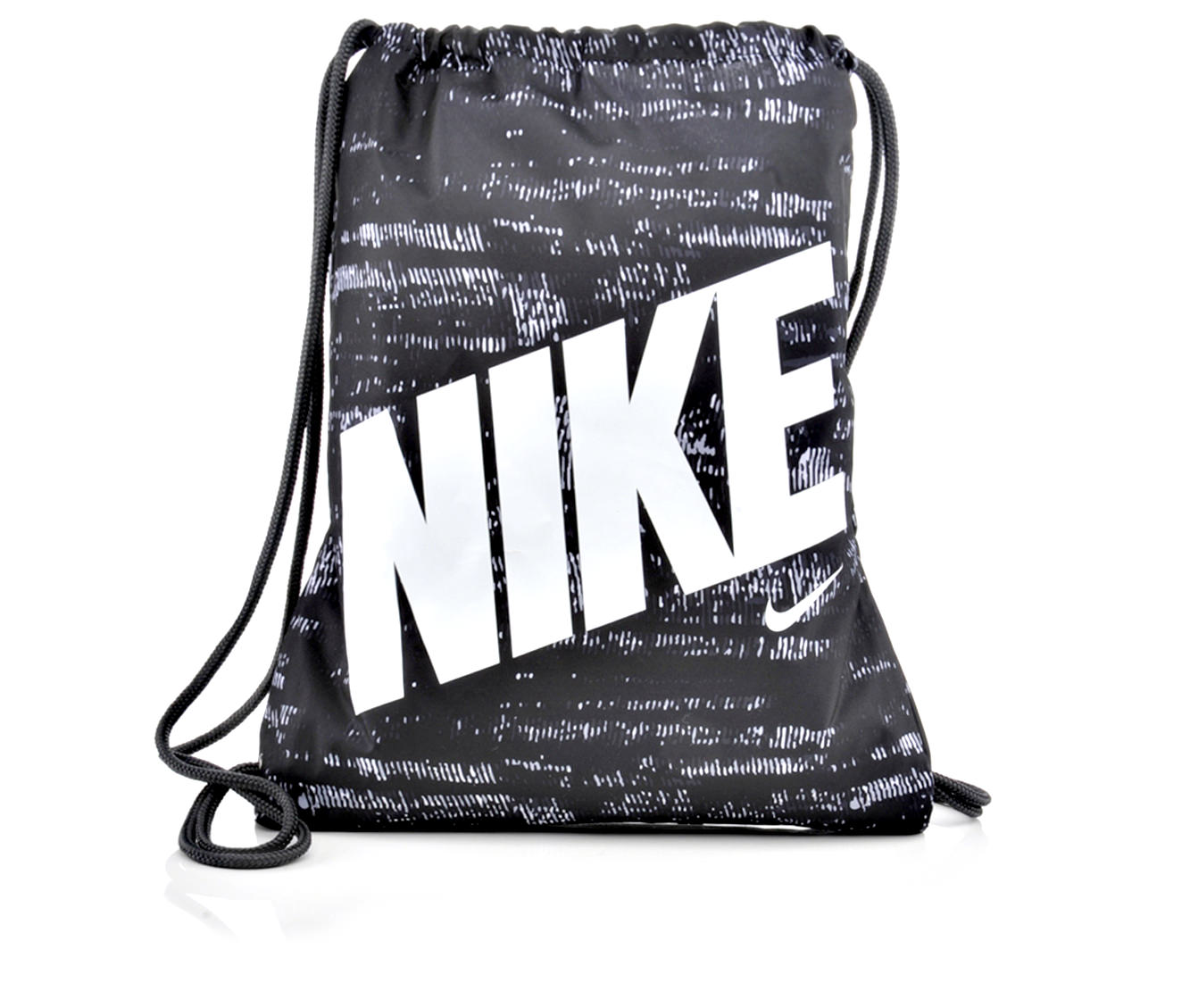 Nike Young Athlete Graphic Gymsack (Black - Size UNSZ) 1643393