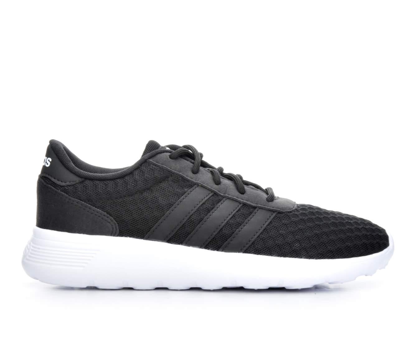 Women's Adidas Lite Racer Running Shoes (Black - Size 5) 1608923